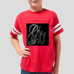 GKi  Black Youth Football Shirt