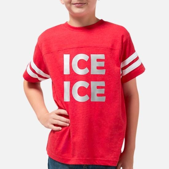 ICE ICE [Baby] Youth Football Shirt