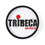 TRIBECA NYC  Wall Clock