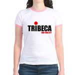 TRIBECA NYC  Jr. Ringer T-Shirt