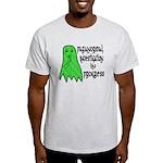 Paranormal Investigation in Progress Light T-Shirt