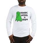 Paranormal Investigation in Progress Long Sleeve T