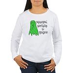 Paranormal Investigation in Progress Women's Long