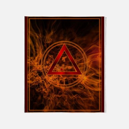 01 ARCHANGEL MICHAEL Tablet.png Throw Blanket