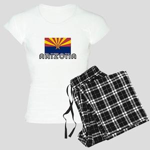 I HEART ARIZONA FLAG Pajamas