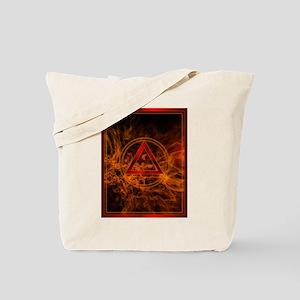 01 ARCHANGEL MICHAEL Tablet Tote Bag