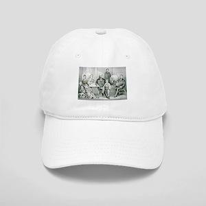 The Garfield family - 1882 Baseball Cap