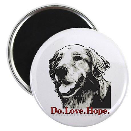Do. Love. Hope. Magnet