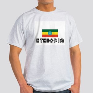 I HEART ETHIOPIA FLAG T-Shirt