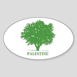 Palestine olive tree Sticker