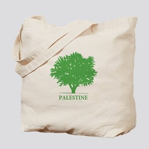 Palestine olive tree Tote Bag