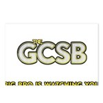 The GCSB Postcards (Package of 8)