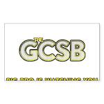 The GCSB Sticker