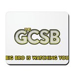 The GCSB Mousepad