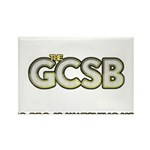 The GCSB Rectangle Magnet (10 pack)