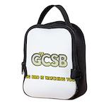 The GCSB Neoprene Lunch Bag