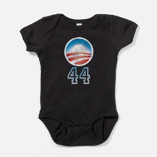 Barack Obama 44 Body Suit