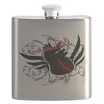 Love Without Labels Flask
