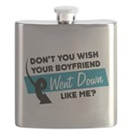Don't You Wish Flask