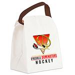 Dykesville Hockey Canvas Lunch Bag
