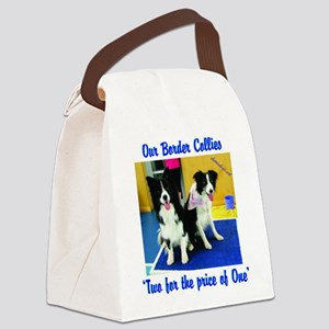 Our Border Collies, Two for the Price of One Canva