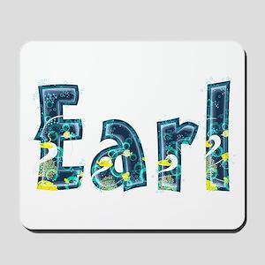 Earl Under Sea Mousepad
