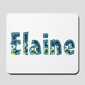 Elaine Under Sea Mousepad