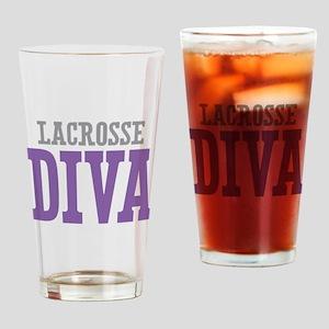 Lacrosse DIVA Drinking Glass