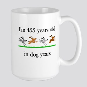 65 dog years birthday 1 Mug