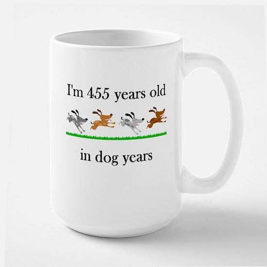 65 dog years birthday 1 Mug