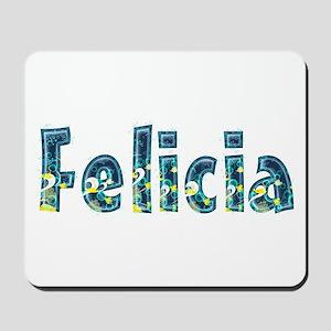 Felicia Under Sea Mousepad