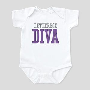 Letterbox DIVA Infant Bodysuit
