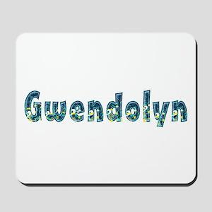 Gwendolyn Under Sea Mousepad