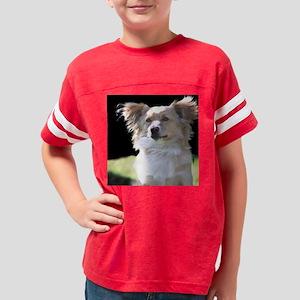 Proud Pup (15) Youth Football Shirt