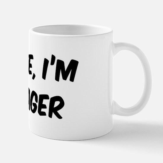 Trust Me: Teenager Mug