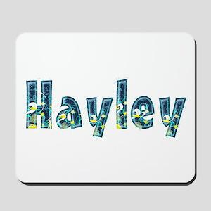 Hayley Under Sea Mousepad