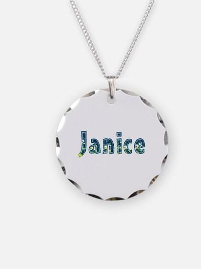 Janice Under Sea Necklace