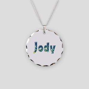 Jody Under Sea Necklace Circle Charm