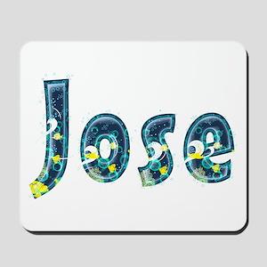 Jose Under Sea Mousepad