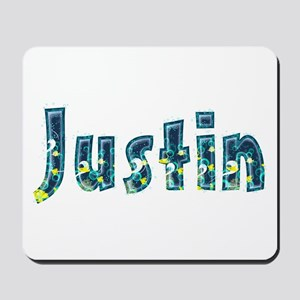 Justin Under Sea Mousepad