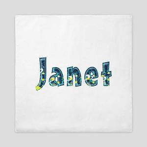 Janet Under Sea Queen Duvet