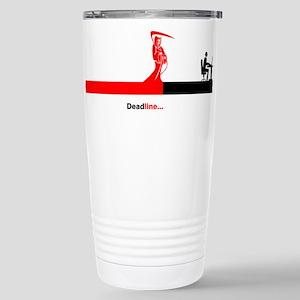 Deadline Travel Mug