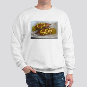 Love SOS Sweatshirt
