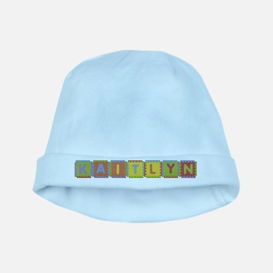 Kaitlyn Foam Squares baby hat
