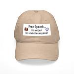 Free Speech..Not Just Celebrities Cap