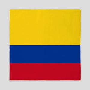Flag of Colombia Queen Duvet