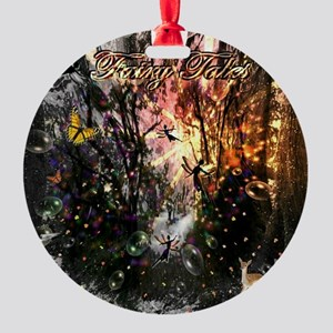 Fairy Tales Round Ornament