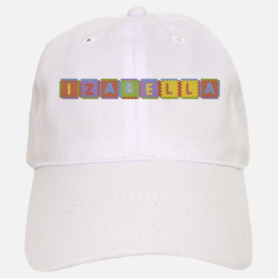Izabella Foam Squares Baseball Cap