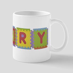 Henry Foam Squares Mug