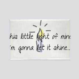 This little light of mine, I'm gonna let it shine.